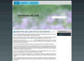 raheeonline.com