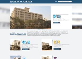 rahejaacademia.com