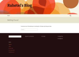 rahetel.wordpress.com
