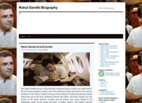 rahulgandhibiography.wordpress.com