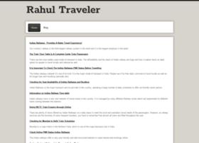 rahultraveler.webs.com
