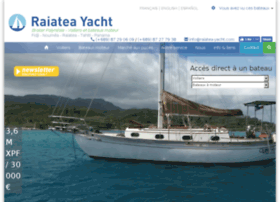 raiatea-yachts.com