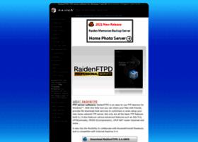 raidenftpd.com