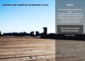 rail.in