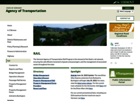 rail.vermont.gov