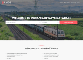 raildb.com