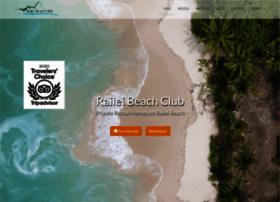 raileibeachclub.com