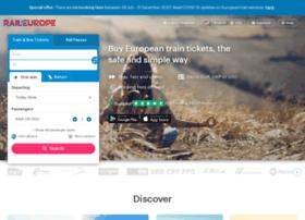 raileurope.co.uk