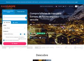 raileurope.com.ar