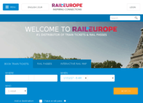 raileuropeworld.com
