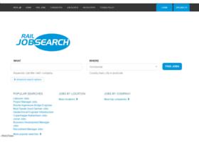 railjobsearch.com