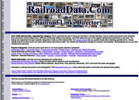 railroaddata.com
