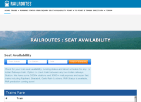 railroutes.in
