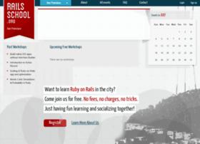 railsschool.org