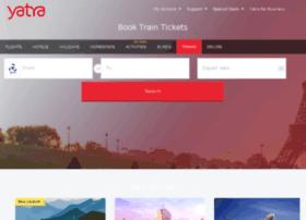 railtourpackages.yatra.com