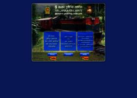 railway.gov.lk