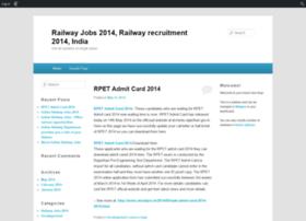 railwayjobs2014.edublogs.org