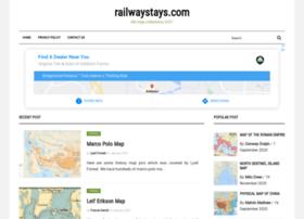 railwaystays.com