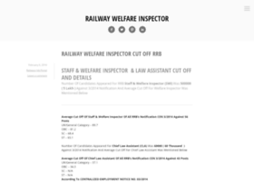railwaywelfareinspector.wordpress.com