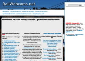railwebcams.net