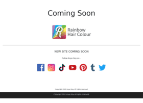 rainbowhaircolour.com