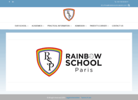 rainbowschoolparis.com