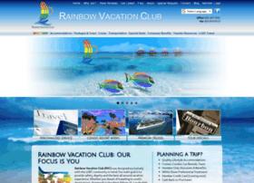 rainbowvacationclub.net
