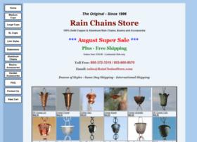 rainchainsstore.com