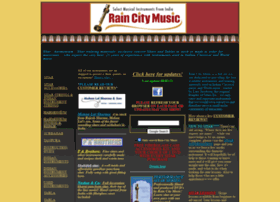 raincitymusic.com