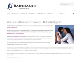 raindancecosmetics.ca