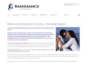 raindancecosmetics.com