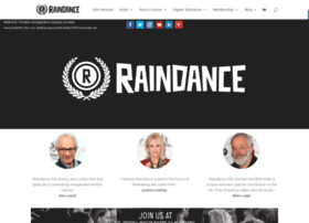 raindancefestival.org