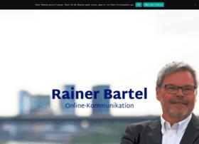 rainerbartel.de