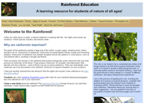 rainforesteducation.com
