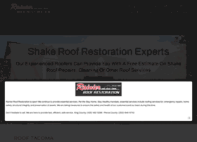 rainierroofrestoration.com