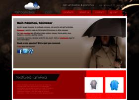 rainponchosonline.com