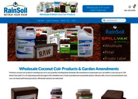 rainsoil.com