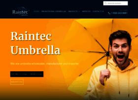 raintecumbrella.com