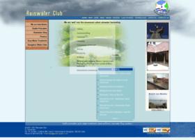 Rainwaterclub.org