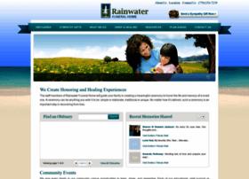 rainwaterfuneralhome.com