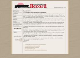 rainyriverrecord.com