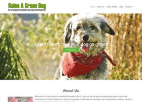 raiseagreendog.com