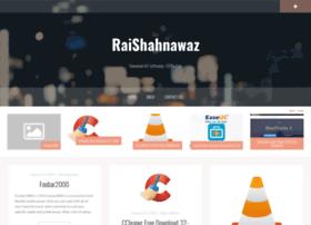raishahnawaz.com