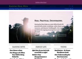 raisingrealmen.com