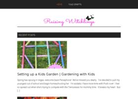raisingwitchlings.com