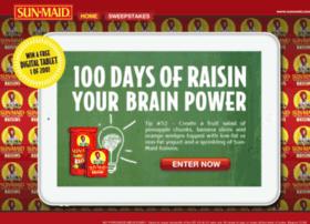 raisinyourpower.com