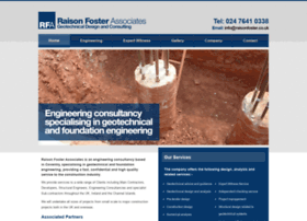 raisonfosterassociates.co.uk