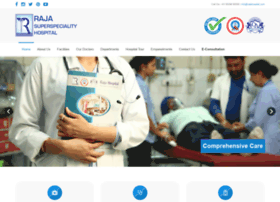 rajahospital.com