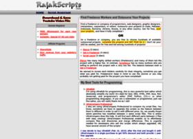 rajakscripts.com