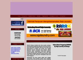 rajalaundry.com